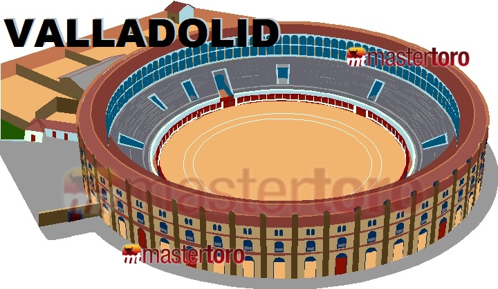 Valladolid Bullfight tickets
