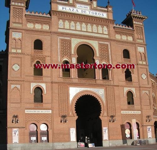 Las Ventas Bullring Madrid
