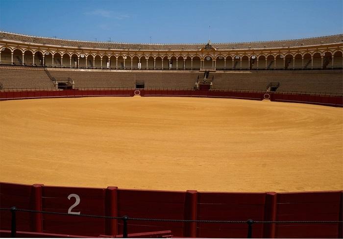 Sevilla bullring La Maestranza