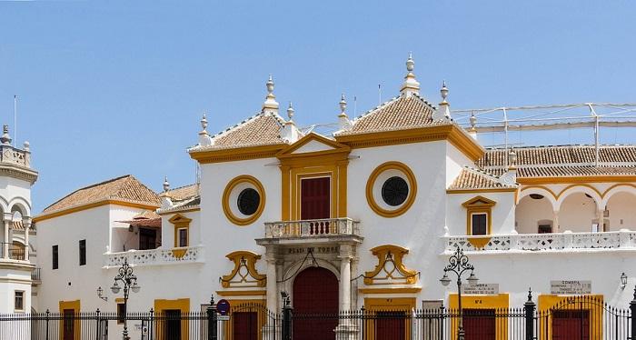 Seville bullring La Maestranza