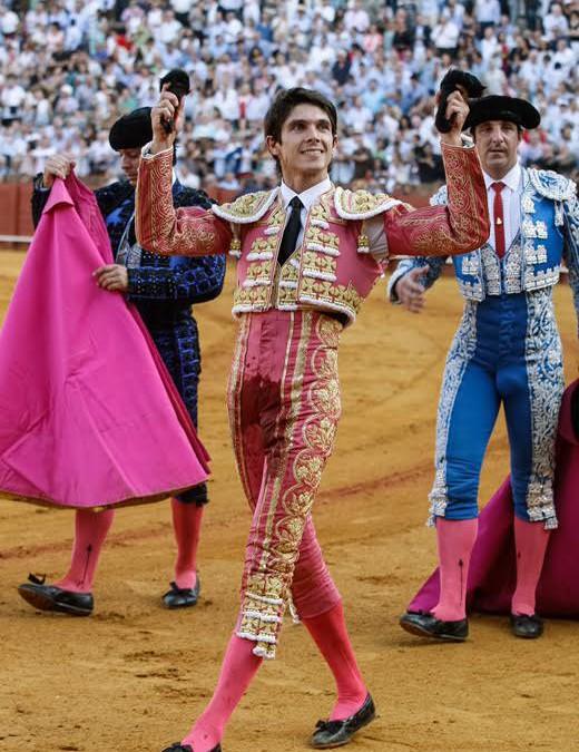 2 orejas para Castella en Sevilla