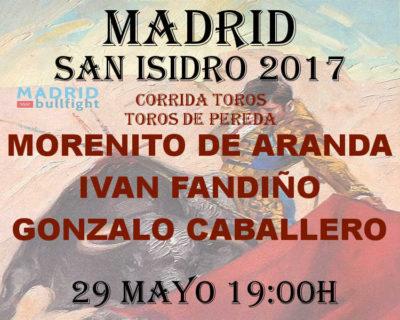Bullfight madrid 29 may - Entradas toros Madrid 29 Mayo