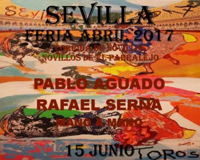 Sevilla Bullfight 15 june 2017 novillos - Entradas Sevilla novillos 15 junio