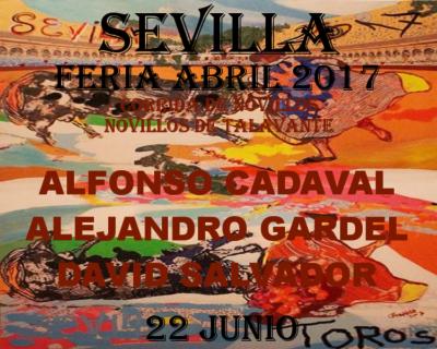 Sevilla Bullfight 22 june novillos - Entradas Sevilla novillos 22 junio