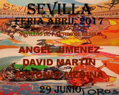 Sevilla Bullfight 29 june novillos - Entradas Sevilla novillos 29 junio