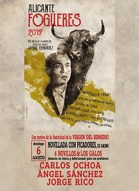 bullfight alicante 6 august