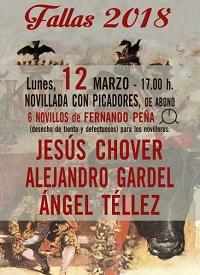 12 marzo toros valencia