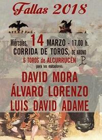14 marzo toros valencia