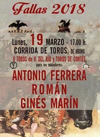 19 marzo toros valencia